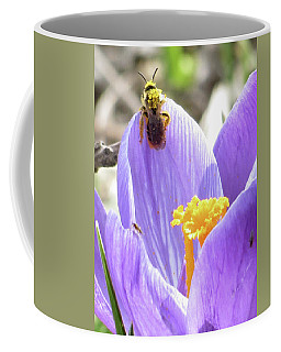Bee Pollen Coffee Mug