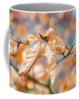 Beech Garland Coffee Mug
