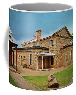 Beechworth Courthouse Coffee Mug