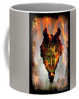 Coffee Mug featuring the photograph Beelzebub Iv by Al Bourassa