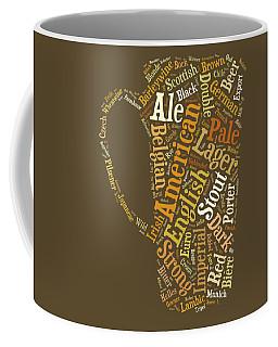 Beer Lovers Tee Coffee Mug