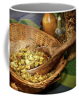 Coffee Mug featuring the photograph Beer Maker - Smooth Hoperator by Mike Savad