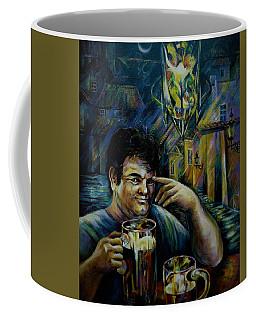 Beer Of Prague Coffee Mug