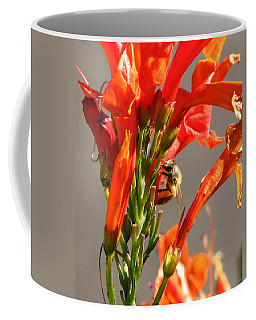 Day In A Life Of A Bee Coffee Mug