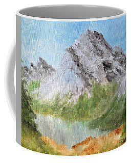 Bee's Eyed View Coffee Mug