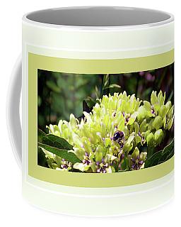 Bees In Blooms Coffee Mug