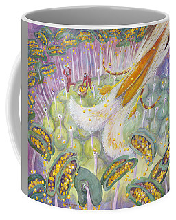 Bee's Tongue Coffee Mug