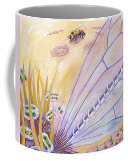 Bee's Wings Coffee Mug