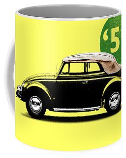 Beetle 53 Coffee Mug