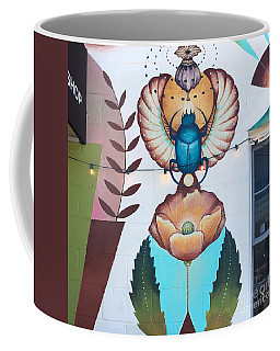 Beetleflower Coffee Mug