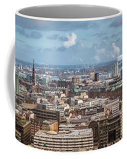Befor A Snow Storm Hamburg Coffee Mug