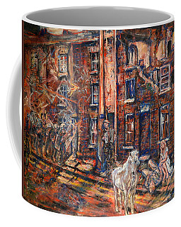 Before Gentrification Coffee Mug