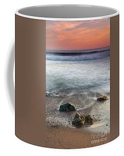 Before Sunset At Shell Beach Coffee Mug