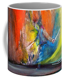 Before The Duel Coffee Mug by Kicking Bear  Productions
