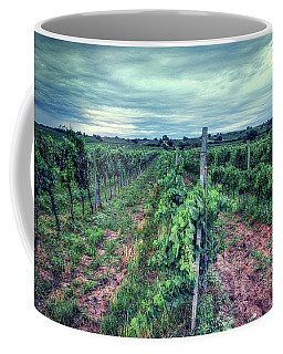 Before The Harvesting Coffee Mug