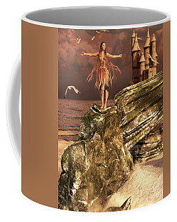 Before The Sun Sets Coffee Mug