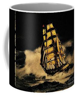 Before The Wind Coffee Mug