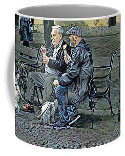 Begging For Ice Cream Coffee Mug