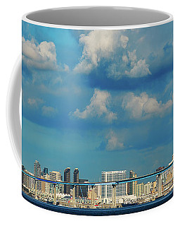 Behind The Bridge Coffee Mug