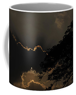 Behind The Cloud Coffee Mug