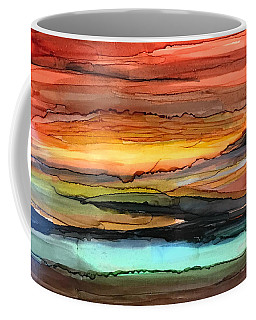 Behind The Sun Coffee Mug
