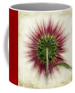 Behind The Sunflower Coffee Mug