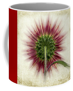 Behind The Sunflower Coffee Mug