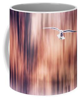 Coffee Mug featuring the photograph Behind The Trees 2 by Jaroslav Buna
