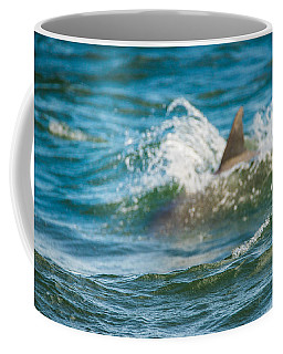 Behind The Wave Coffee Mug