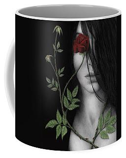 Behind What Beholds The Eye Coffee Mug