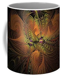 Behold A Universe - Fractal Art Coffee Mug by NirvanaBlues