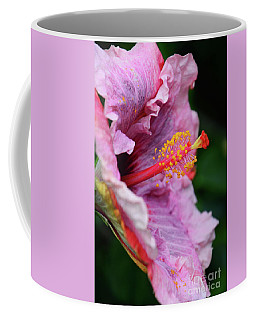 Behold The Hibiscus Coffee Mug