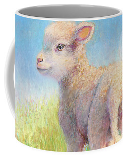 Behold The Lamb Coffee Mug