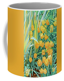 Behold, Tis The Season Of Tulip. April Is Here.   Coffee Mug