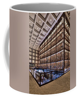 Beinecke Rare Book And Manuscript Library Coffee Mug