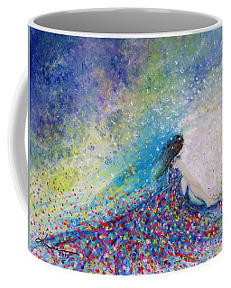 Being A Woman - #5 In A Daydream Coffee Mug by Kume Bryant