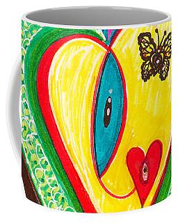 Being Alive - Iv Coffee Mug