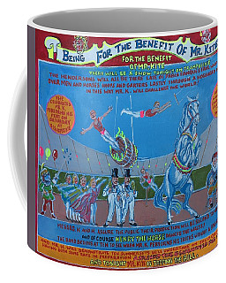 Being For The Benefit Of Mr. Kite Coffee Mug