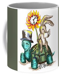 Being On Time Coffee Mug