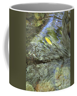 Coffee Mug featuring the photograph Being Still by Marie Neder