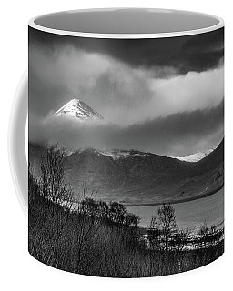 Beinn Na Cro And Loch Slapin, Isle Of Skye Coffee Mug