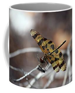 Bejeweled Wings Coffee Mug