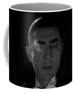 Bela Lugosi  Dracula 1931 And His Piercing Eyes Coffee Mug