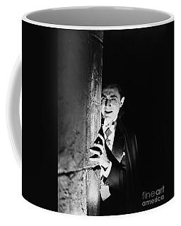 Bela Lugosi Dracula Coffee Mug by R Muirhead Art