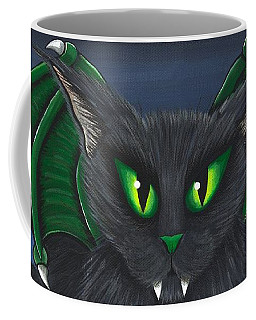 Bela Vampire Cat Coffee Mug
