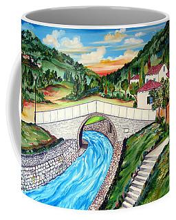 Beli Most Vranje Serbia Coffee Mug by Roberto Gagliardi