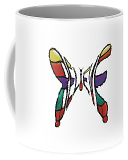 Believe-butterfly Coffee Mug