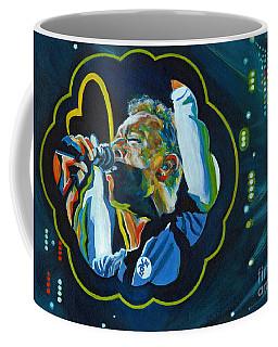 Believe In Love - Chris Martin Coffee Mug