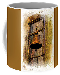 Bell In The Old Cathedral Of Cuenca, Ecuador Coffee Mug