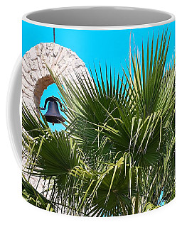 Coffee Mug featuring the photograph Bell by Ray Shrewsberry